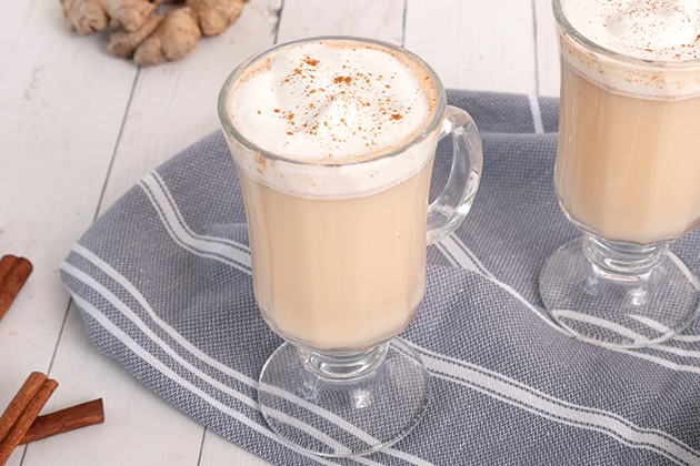 Creamy Coconut Hot Buttered Rum