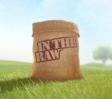 "IN THE RAW® SWEETENERS LAUNCHES NATIONAL AD CAMPAIGN ""ALL IN THE FAMILY"" SPOTLIGHTING GROWING BRAND"