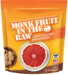 SAVE ON THE MONK FRUIT IN THE RAW® BAKERS BAG