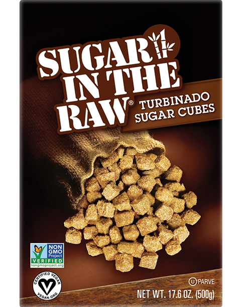 Sugar In The Raw® Cubes