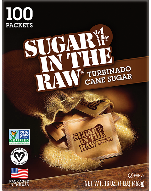 Sugar In The Raw® Packets