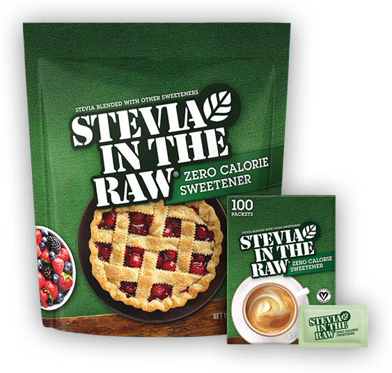 Stevia In The Raw<sup>®</sup>