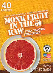 Monk Fruit In The Raw® Packets