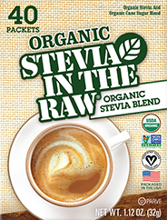 Organic Stevia In The Raw® Packets