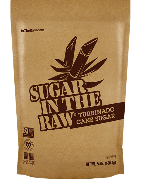 Sugar In The Raw® Granulated Bag