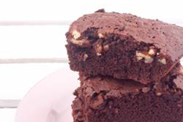Best Chewy Brownies