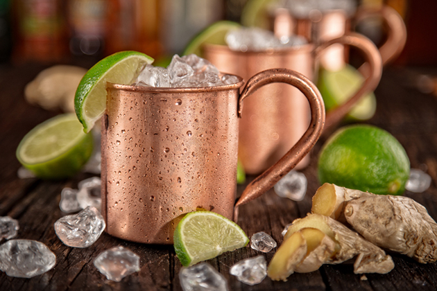 Moscow Mule'ish