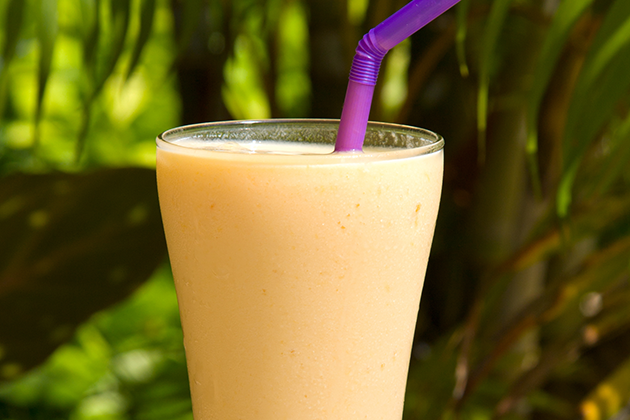 Tropical Milk Shake