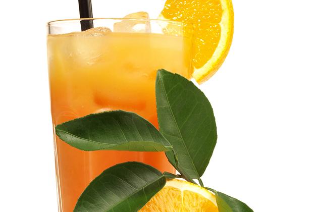 Rosemary Orange Spritzer