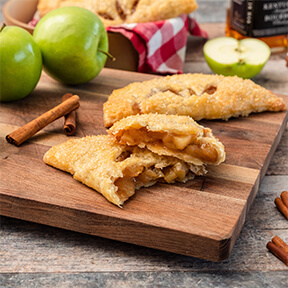 Bourbon Apple Hand Pies