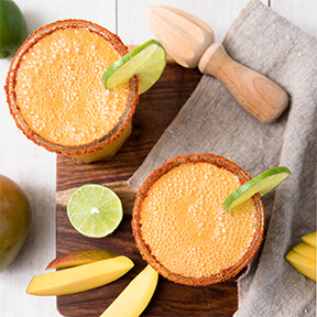 Mango-Chili Margarita