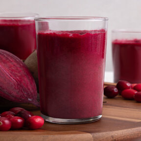 Beet and Berry Juice Cleanse