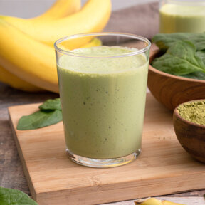 Greek Yogurt Matcha Smoothie