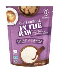 All-Purpose In The Raw® Optimal Sweetener Blend